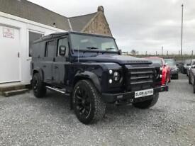 2014 (64) Land Rover 110 Defender XS Utility Wagon 2.2TD ( 160 bhp )** NO VAT **