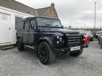 2014 (64) Land Rover 110 Defender XS Utility Wagon 2.2TD ( 160 bhp )** NO VAT **