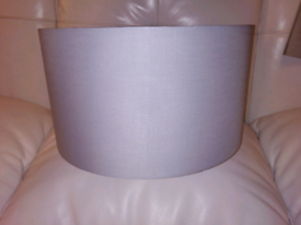 Lampshade and canvas