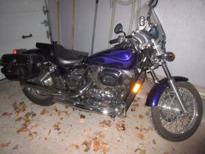 Moto Honda Shadow 2003