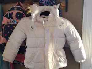 Gap winter jacket - size 5T