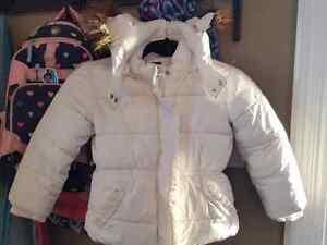 Gap winter jacket - size 5T Peterborough Peterborough Area image 1
