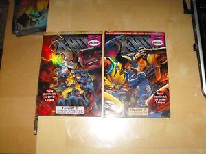 Collection Bandes Dessinées Marvel sur DVD volume 3-4