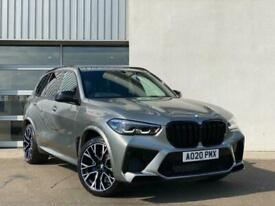 image for 2020 BMW X5 M ESTATE xDrive X5 M Competition 5dr Step Auto SUV Petrol Automatic