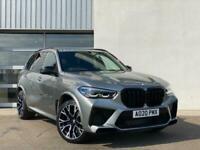2020 BMW X5 M ESTATE xDrive X5 M Competition 5dr Step Auto SUV Petrol Automatic