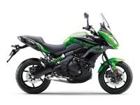 2018 KAWASAKI VERSYS SE ABS.UP TO 3 YEARS 0% APR FINANCE.ASK FOR DETAILS