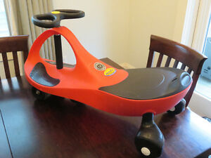 Plasma Car - low mileage