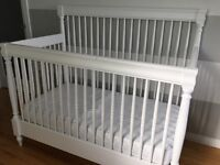 Crib for sale: Convertible Shermag