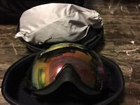 509 Helmet and Goggles