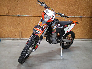 2010 KTM 450 XC-W 6 Days (converted to EXC)