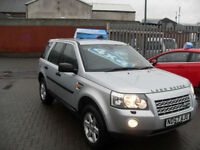 Land Rover Freelander 2 2.2Td4 2007 GS, 6 SPEED !