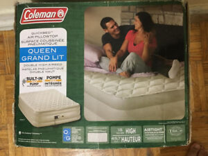 Coleman Quickbed air mattress/bed