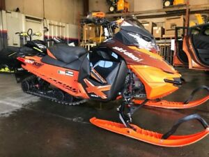 2015 SkiDoo Renegade Backcountry X 800etec