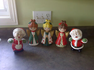 christmas figurines Kitchener / Waterloo Kitchener Area image 1