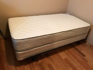 Brand New Chiro Firm Signature twin bed.