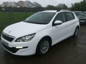 image for PEUGEOT 308 BLUE HDI S-S ACCESS - EX POLICE - FSH - White Manual Diesel, 2016