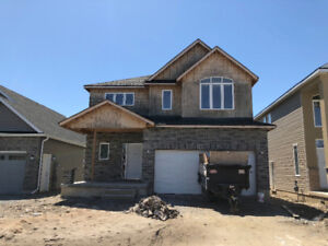 Beautiful Brand New 4 Bedrooms house in Niagara Falls for rent