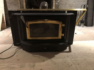 Blaze king Wood fireplace insert