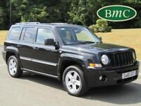 2010 Jeep Patriot 2.2 CRD Limited 4x4 5dr