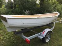 Collector Rowboat