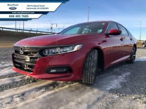 2018 Honda Accord Sedan Sport  - Sunroof -  Heated Seats