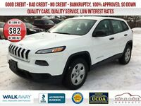 2014 Jeep Cherokee Sport | 4dr SUV 4WD | 4x4 9-speed Automatic