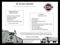 AZ Drivers, Company Drivers and Brokers, Local and Highway
