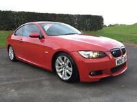 2008 57 BMW 3 SERIES 3.0 325I M SPORT 2D 215 BHP