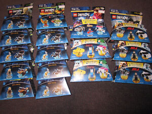 LEGO Dimensions Starter Packs - Level and Fun Packs