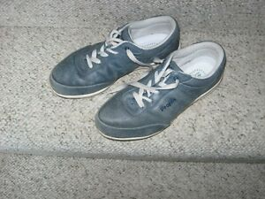 blue Propet walkers, size 9, leather but completely washable Peterborough Peterborough Area image 1