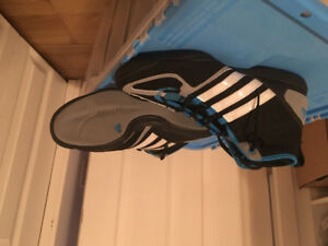 Adidas boxing shoes size 9