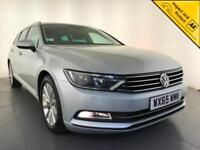 2015 VOLKSWAGEN PASSAT SE BUSINESS TDI DIESEL ESTATE £20 ROAD TAX 1 OWNER