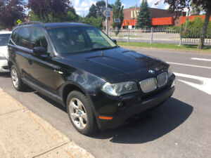 BMW X3 2007  $2,700.00 only