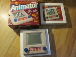 Ohio Art Vintage Electronic ANIMATOR Etch a Sketch Video Game