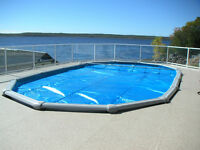 Aboveground pool kits from $75.00/ month