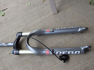 Rock Shox Reba front shock with remote