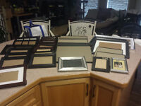 Picture frames &albums
