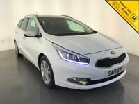 2015 KIA CEED 2 ECODYNAMICS CRDI 1 OWNER SERVICE HISTORY FINANCE PX WELCOME
