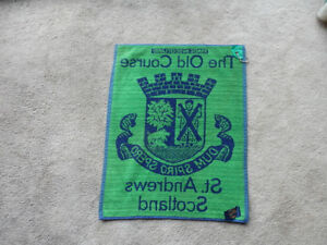 OLD COURSE GOLF TOWEL FROM ST.ANDREWS Kitchener / Waterloo Kitchener Area image 2
