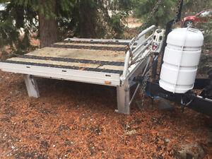 Sled Deck