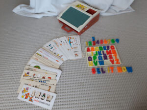 Fisher Price School Days Letters Desk