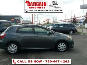 2011 Toyota Matrix base   - Certified - CD/MP3 player -  Audio A