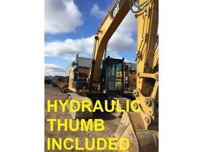 2013 Caterpillar 316el Hydraulic Excavator Cat 316