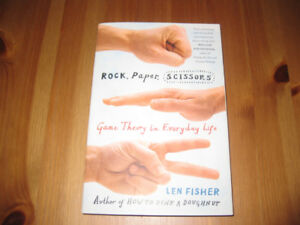 Rock, Paper, Scissors - Game Theory in everyday life (NEUF)