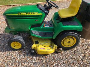 John Deere Riding Lawn Mower for Sale