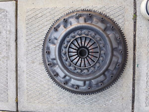 OS Geiken Twin disk clutch for twin turbo 300zx