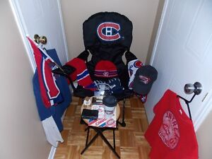 FAN DU CANADIEN-kit