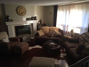 Large room with bathroom in great house- for rent!