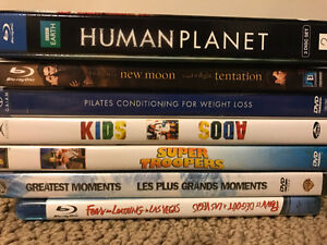 DVDs & Blu-Rays for Sale