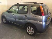 Suzuki ignis 1.5 glx 4x4. 4 grip 2006 69000 miles immaculate condition